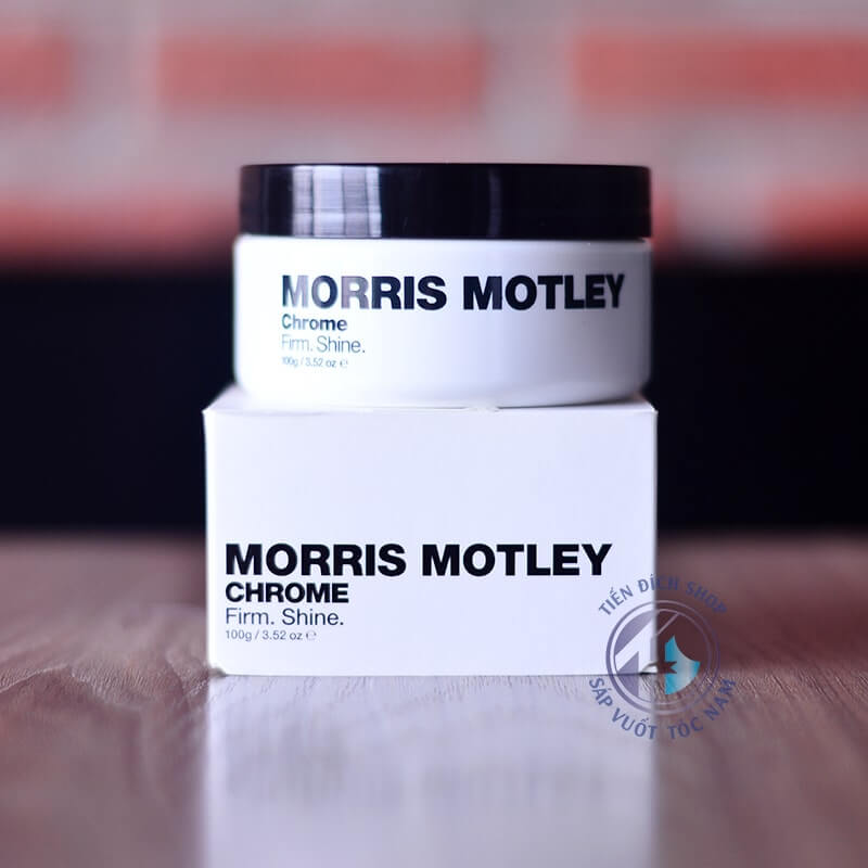 Sáp vuốt tóc Morris Motley Chrome