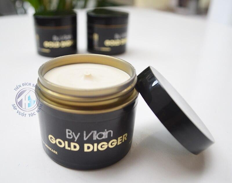 sáp vuốt tóc dưỡng ẩm by vilain gold