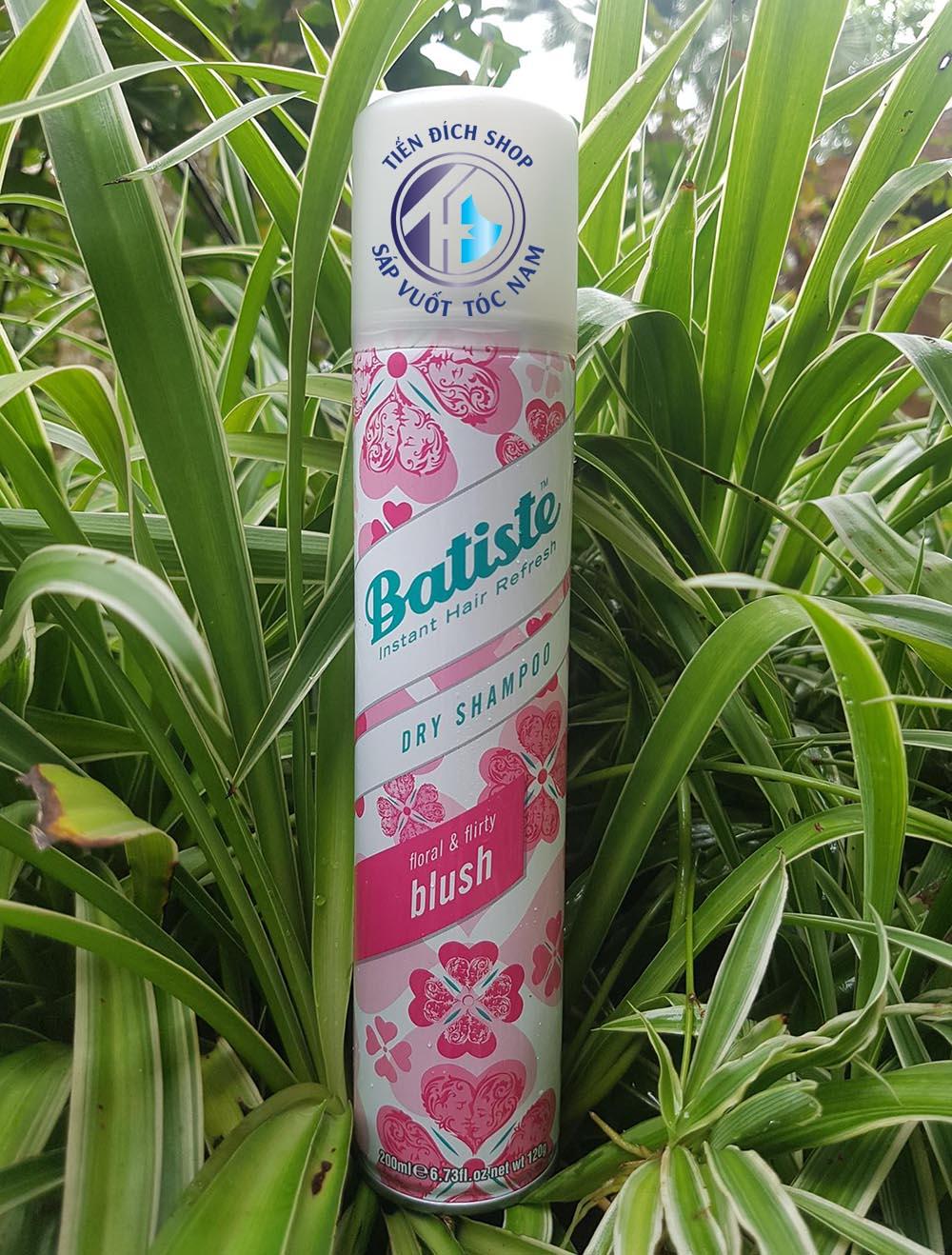 Dầu gội khô Batiste blush