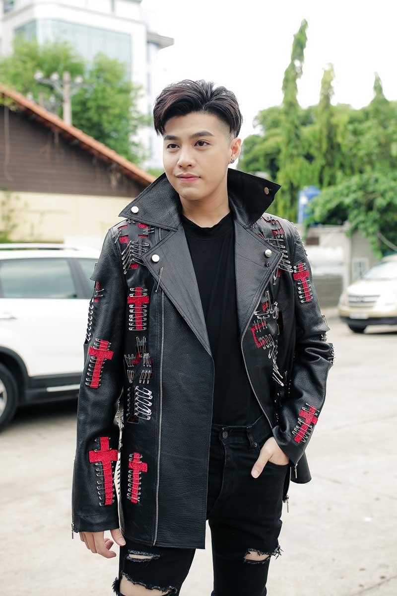 kiểu tóc side part 6/4 Noo Phước Thịnh