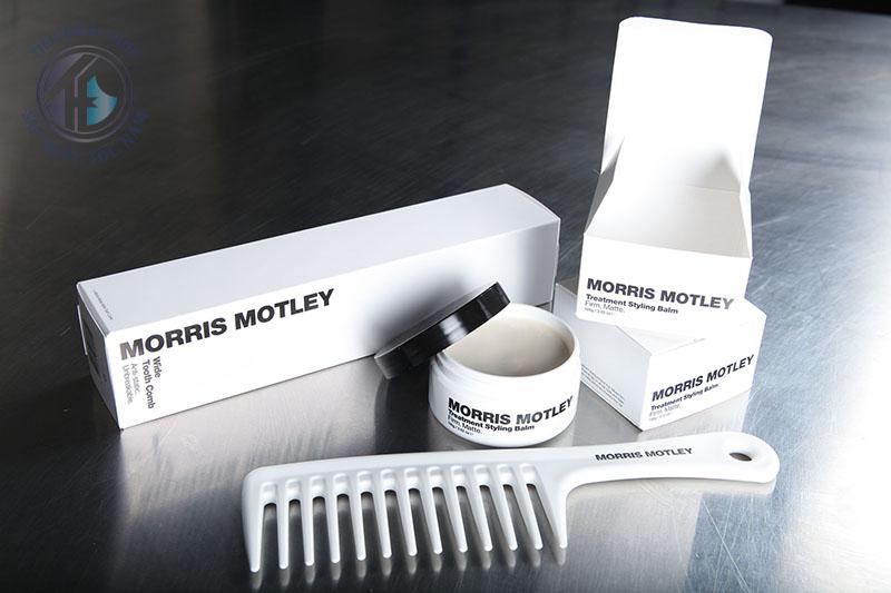 Lược răng thưa tạo phồng cao cấp Morris Motley