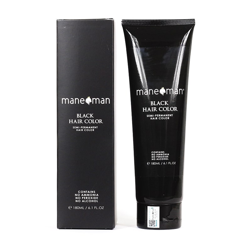 Mane-Man Black Hair Color
