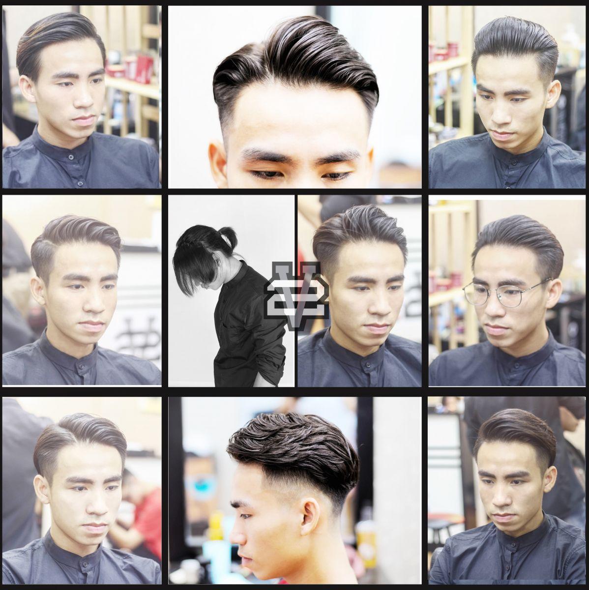 mẫu kiểu tóc nam đẹpnào cho mùa đông 2018