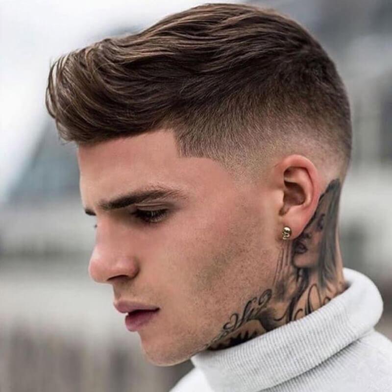Những mẫu tóc nam quiff đẹp cho năm 2018 theo từng độ tuổi
