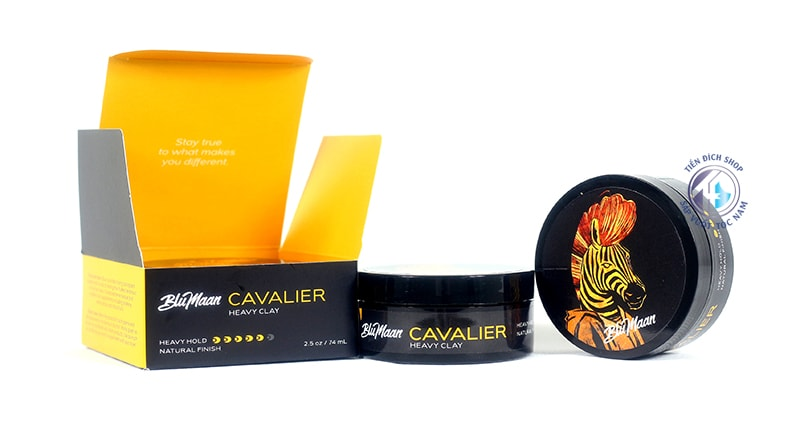 Blumaan Cavalier Heavy Clay (Blumaan Ngựa Vằn)