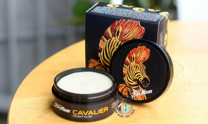 Sáp Blumaan Cavalier Heavy Clay (Ngựa Vằn)