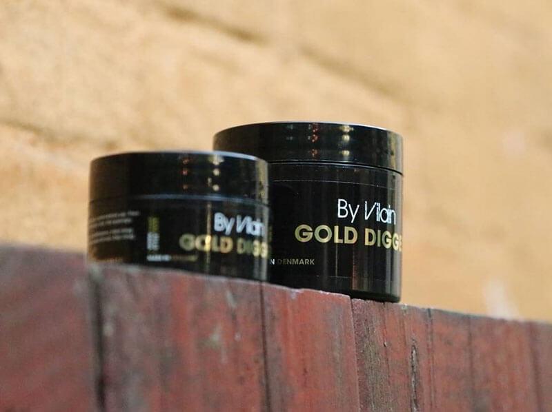 Sáp vuốt tóc cao cấp By Vilain Gold Digger