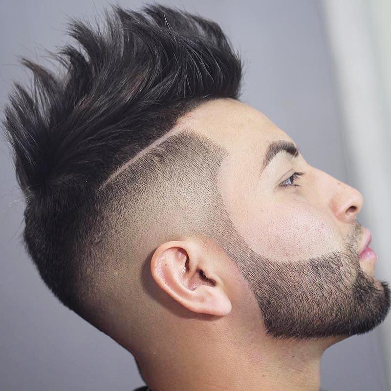 tóc nam đẹp 2018