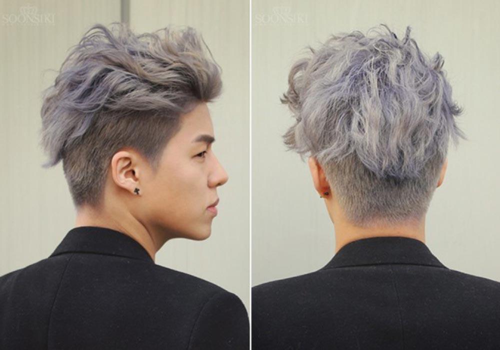 Kiểu tóc xoăn