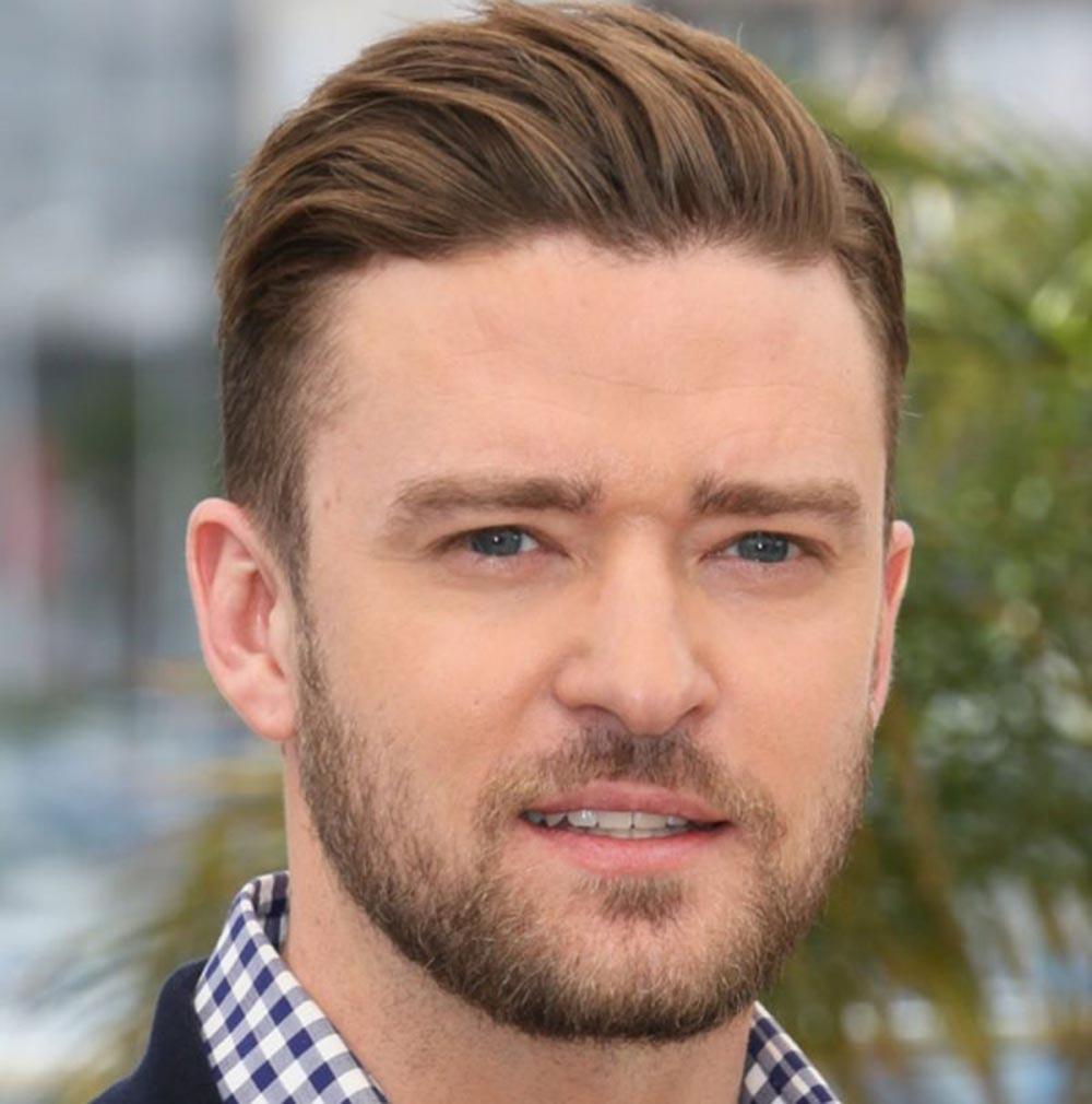 Kiểu tóc undercut nam mặt tròn