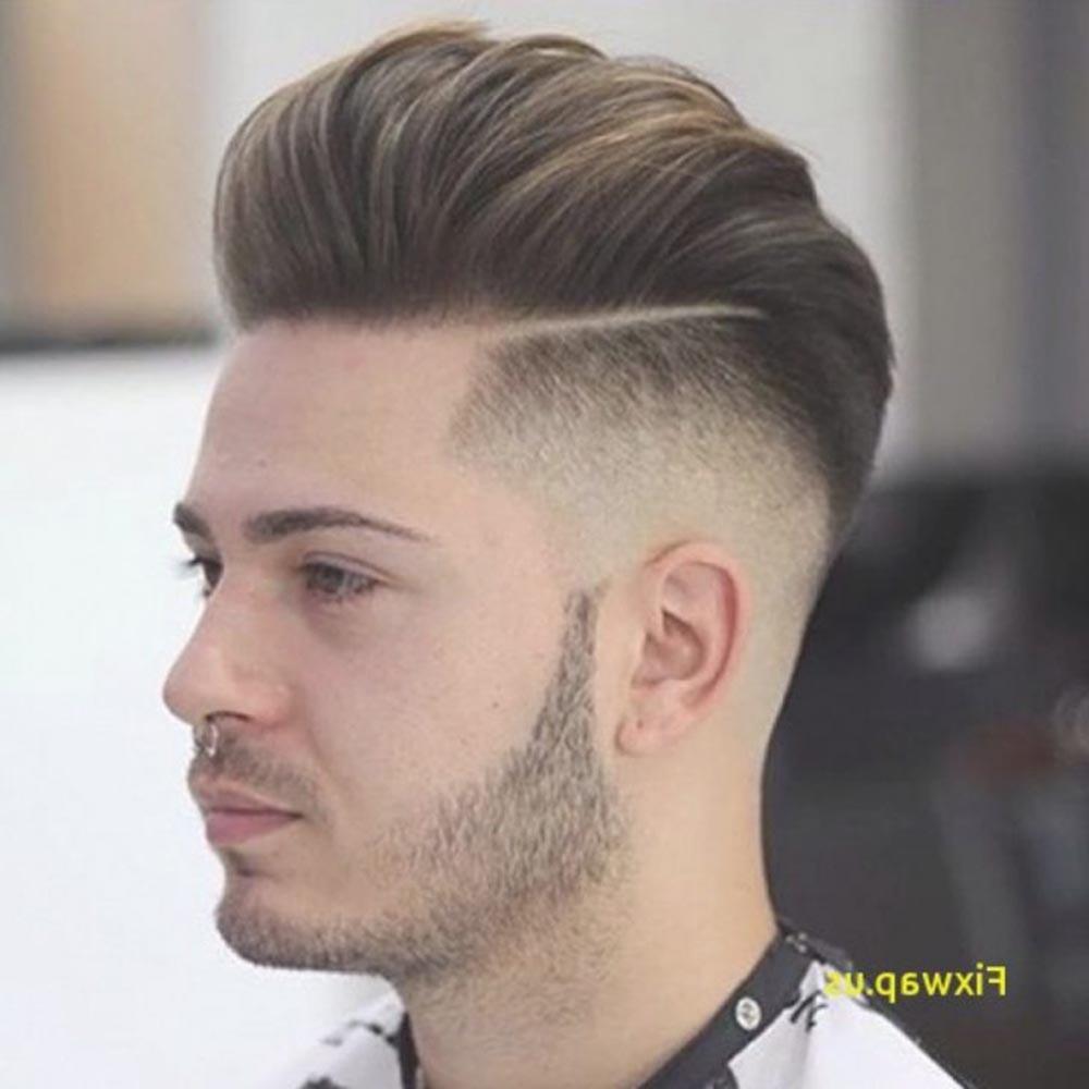 Kiểu tóc vuốt ngược