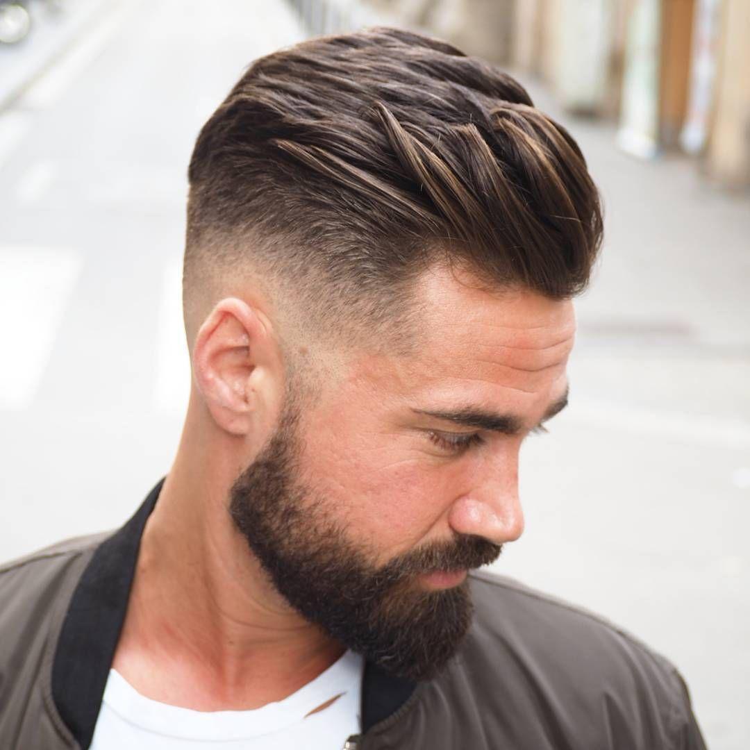 tóc nam ngắn