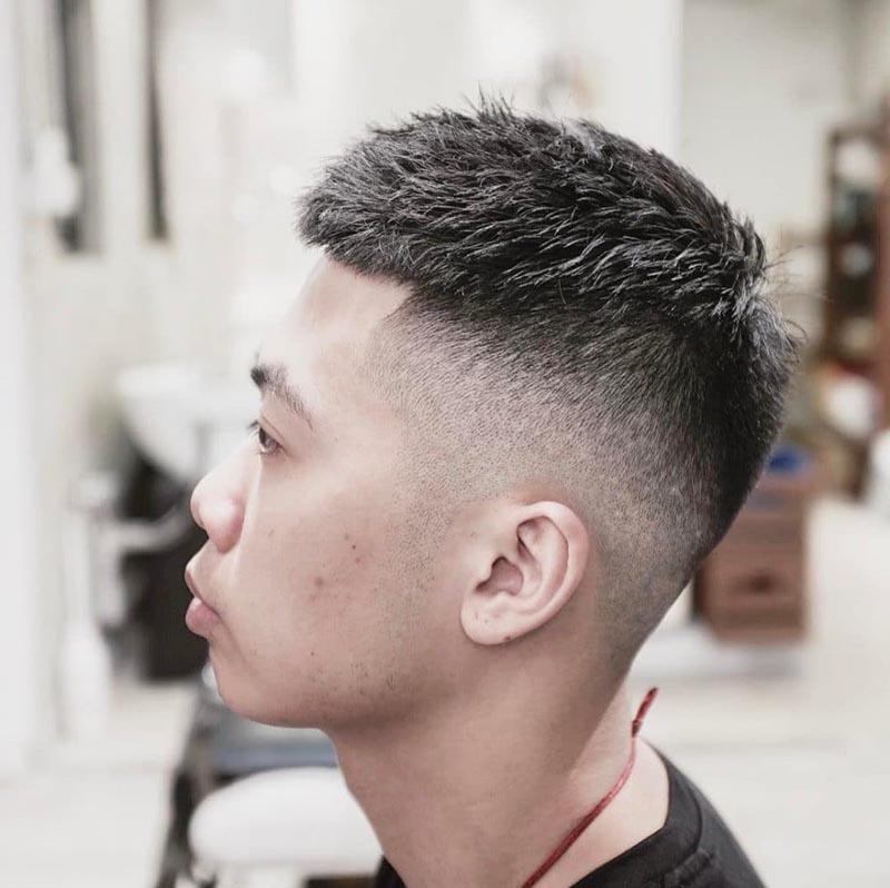 tóc nam ngắn đẹp