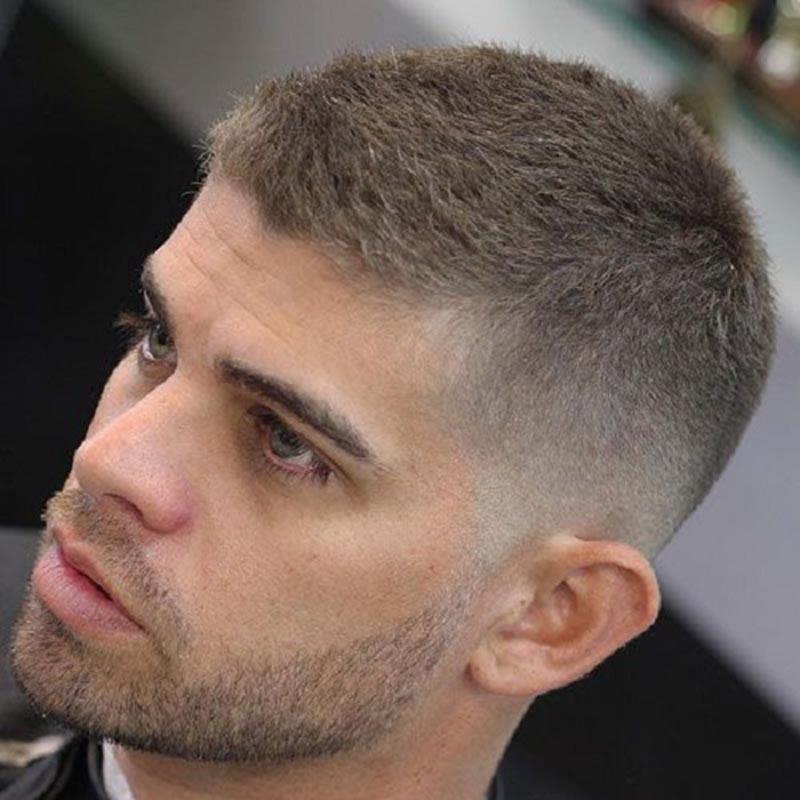 Kiểu tóc Buzz Cut (đầu cua)