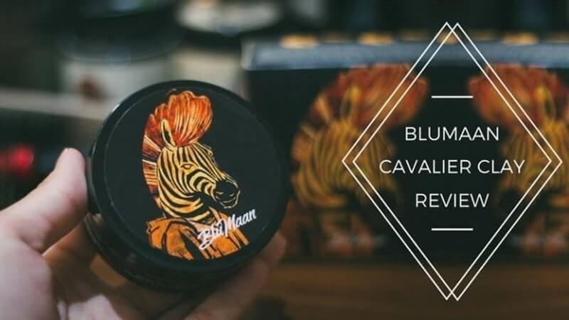 sáp vuốt tóc nam Blumaan Cavalier Clay