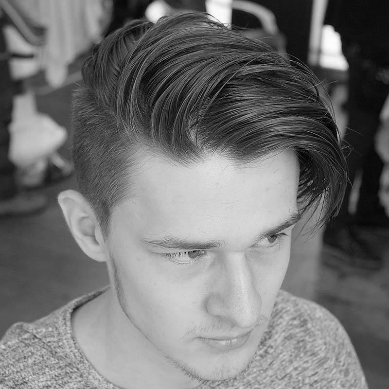 kiểu tóc undercut 2018 dành cho nam