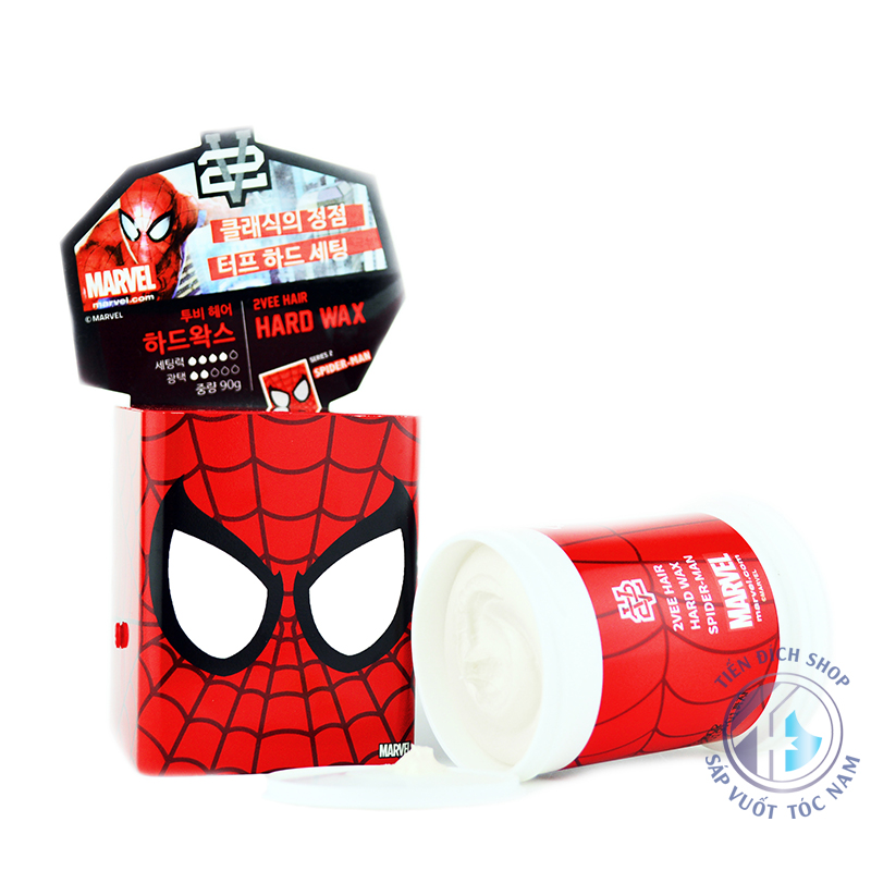 sáp 2Vee Hard Wax Spider Man Korea