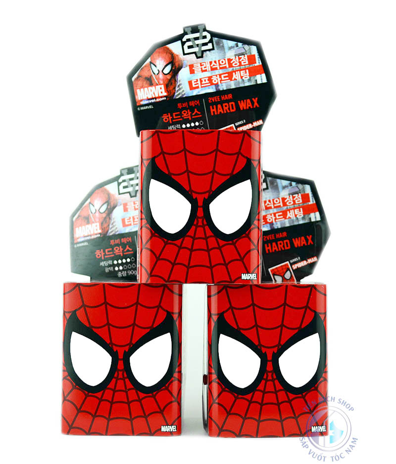 2Vee Hard Wax Spider Man