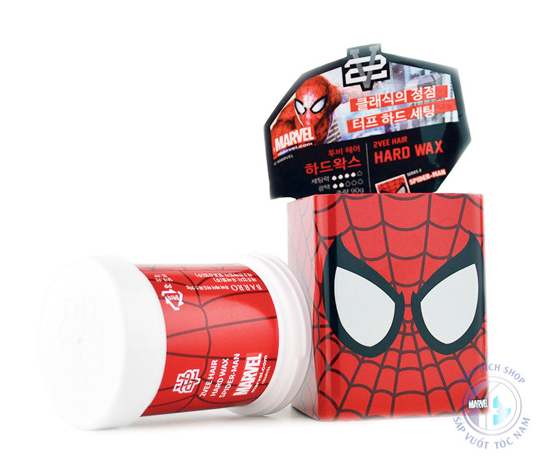 sap 2Vee Hard Wax Spider Man
