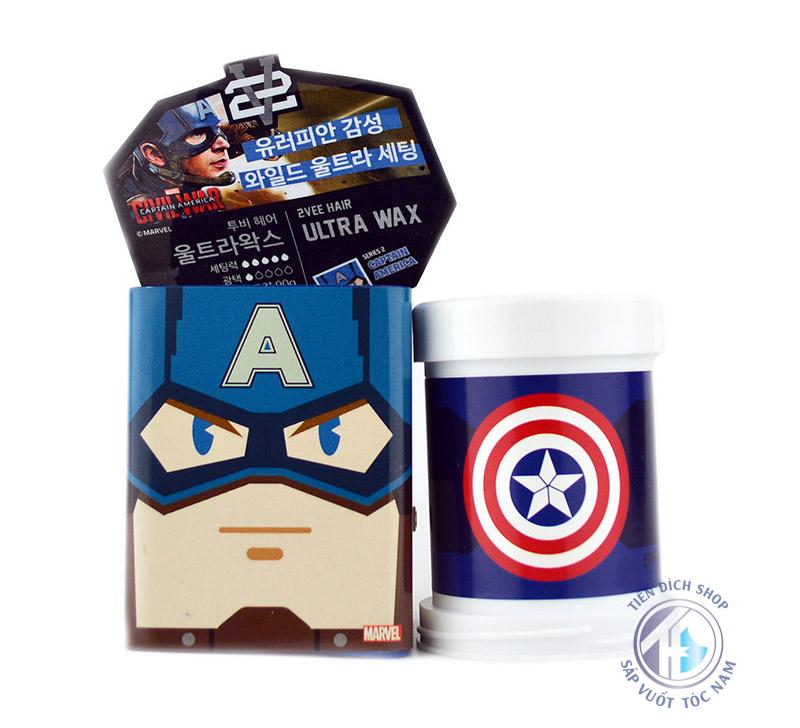 Captain America 2vee korea tại hà nội