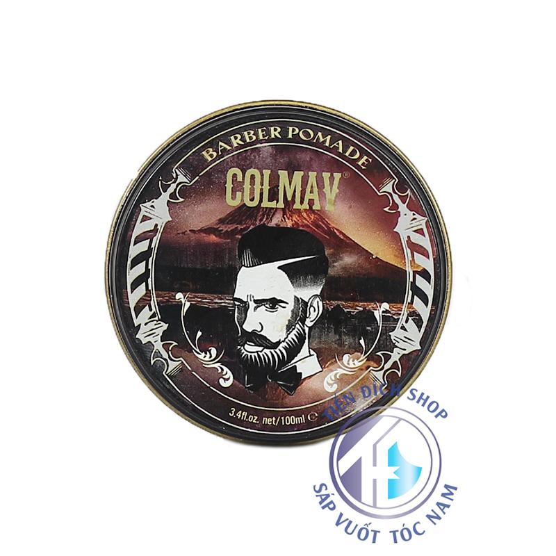 Barber Pomade COLMAV Black