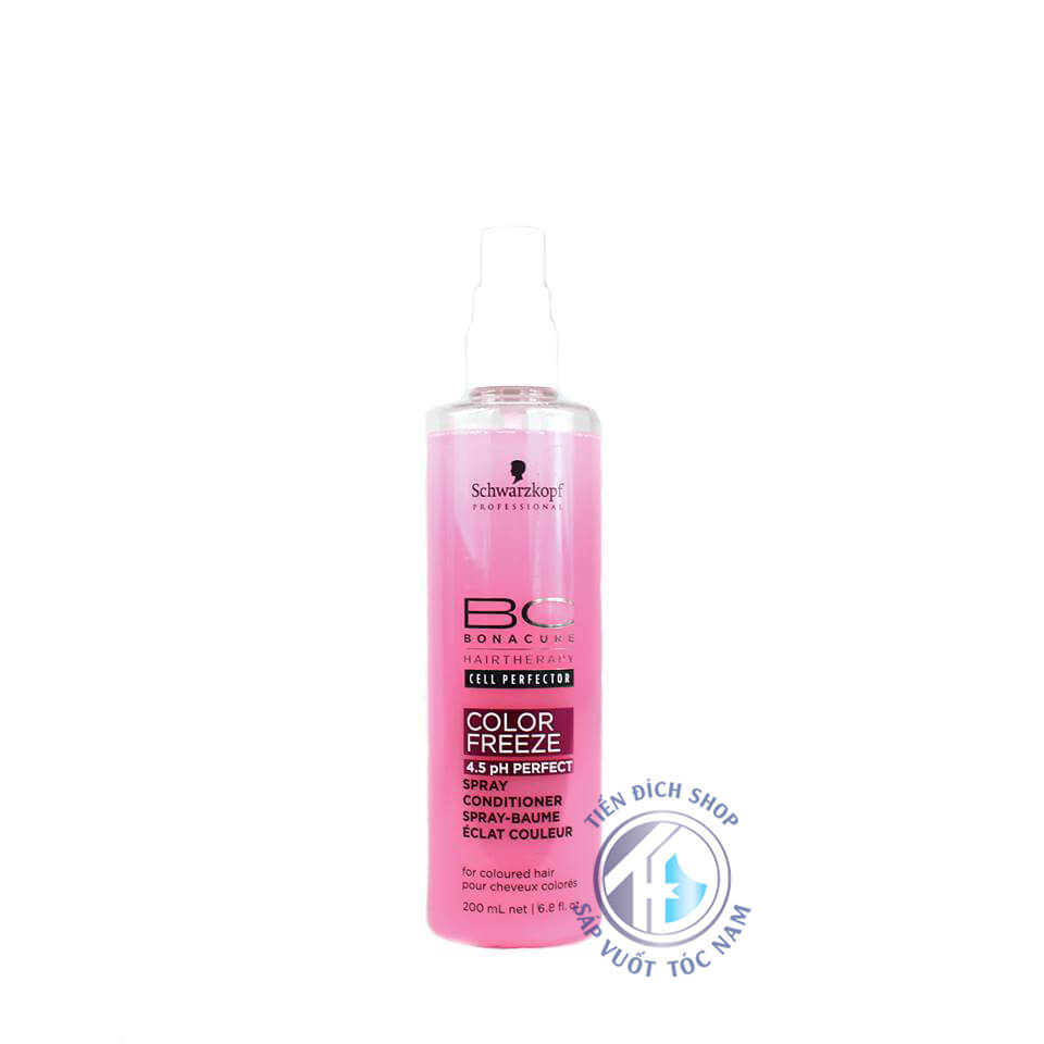 Bonacure Color Freeze Spray Conditioner 200ml