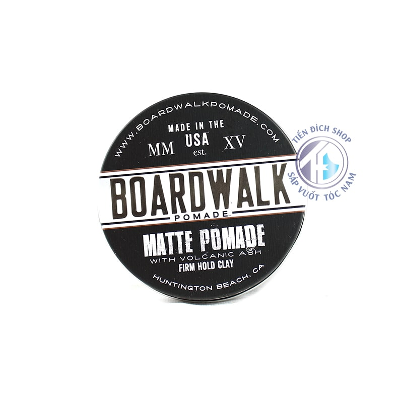 Pomade vuốt tóc Boardwalk Matte Pomade