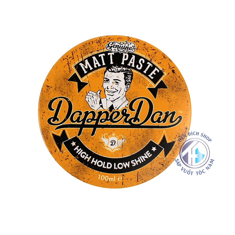 pomade vuốt tóc Dapper Dan Matt Paste