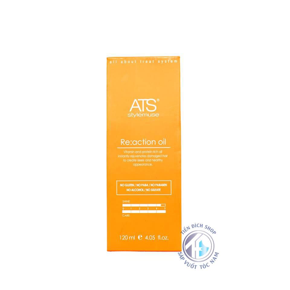 Dầu dưỡng tóc Reaction oil