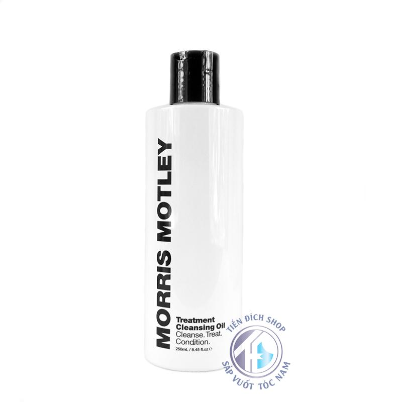 Dầu gội nam chất lượng Morris Motley Treatment Cleansing Oil
