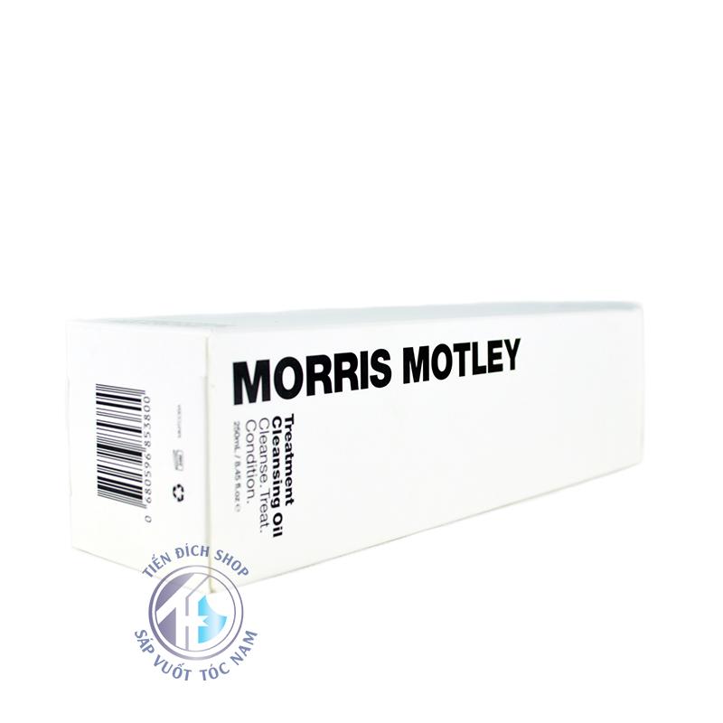 Dầu gội nam Morris Motley Treatment Cleansing Oil
