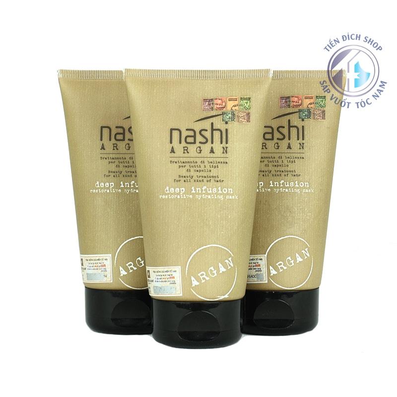 Dầu hấp tóc phục hồi Nashi Deep Infusion 150ml