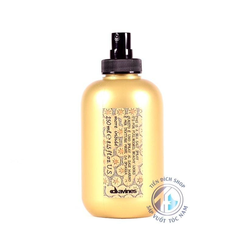 Davines Sea Salt Spray 250ml chai xịt dưỡng
