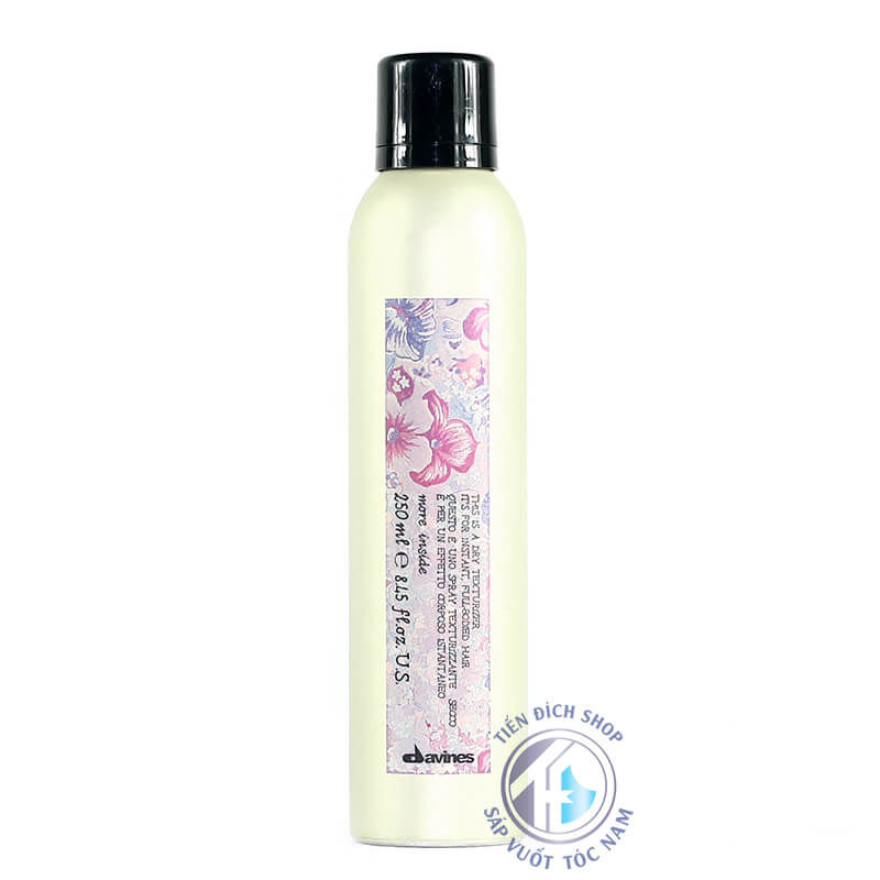 Gôm Davines Dry Texturizer Spray 250ml