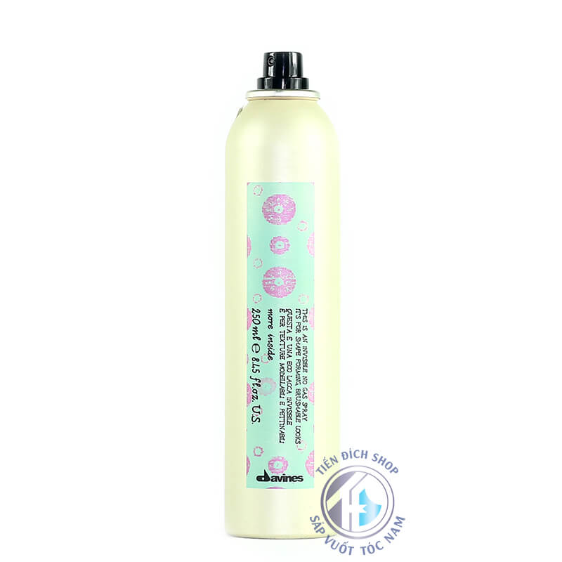keo vuốt tóc Davines Invisible No Gas 250ml