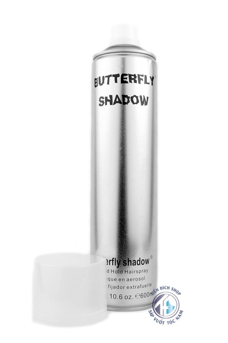 Gôm Butterfly Shadow 600ml