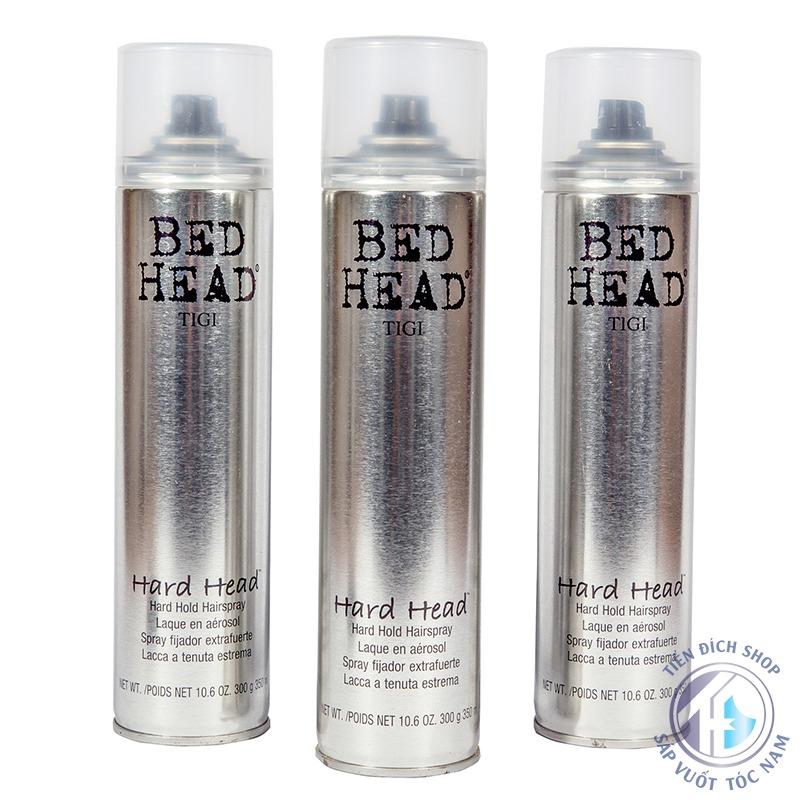 keo xịt tóc Tigi Bed Head