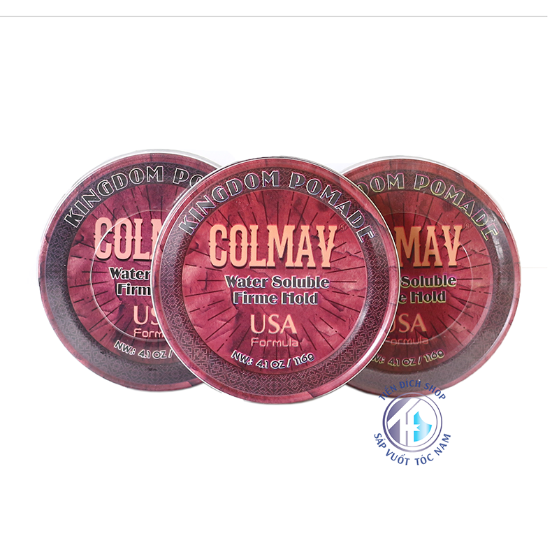 KingDom Barber Pomade COLMAV