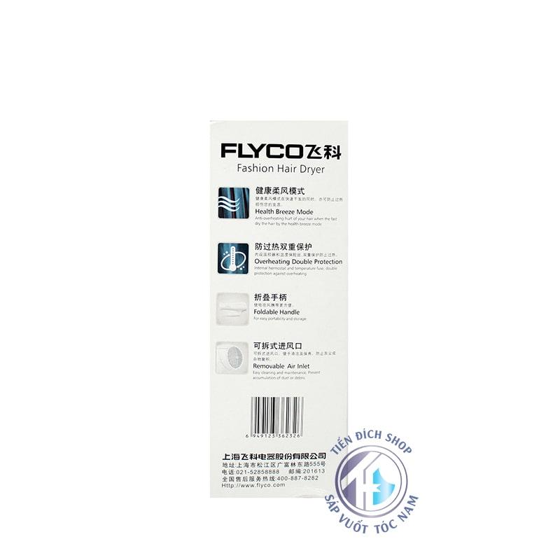 Máy sấy tóc FLYCO FH6232 2000W