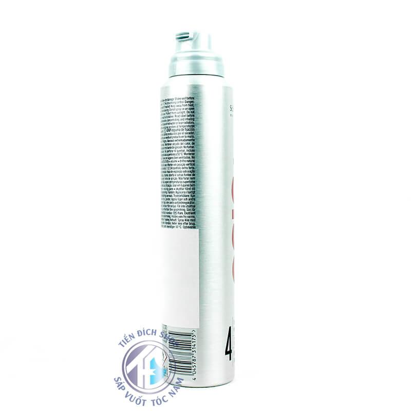 mousse Schwarzkopf OSIS+ 4 Texture Grip 200ml