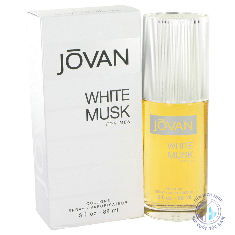 nước hoa nam Jovan White Musk For Men