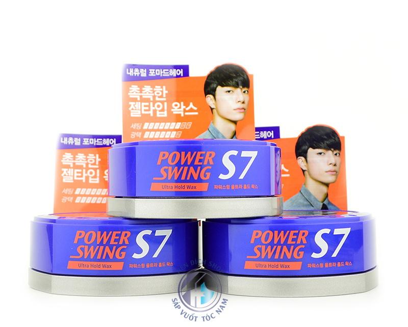 Sáp vuốt tóc S7 Power Swing