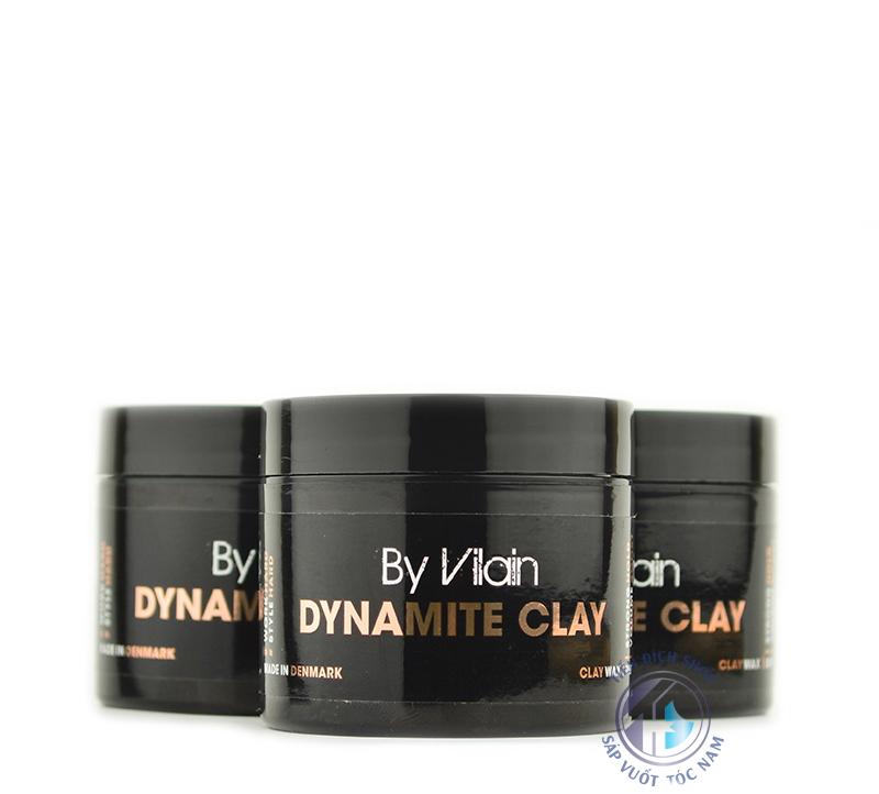 by vilain dynamite clay chính hãng tại tiến đích shop
