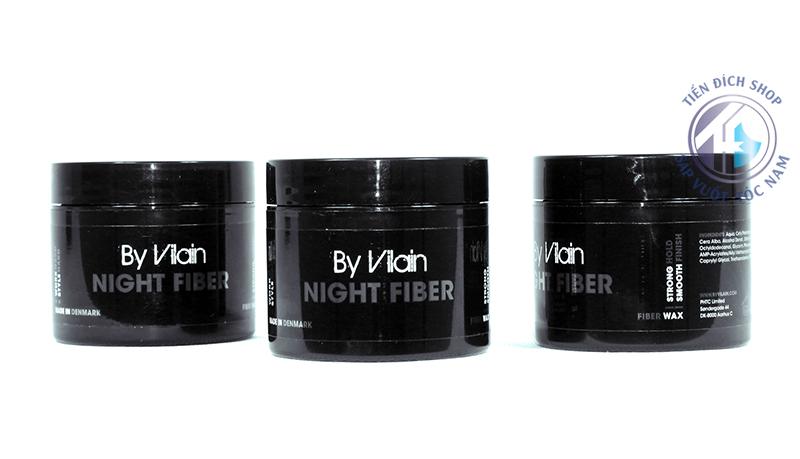 Sáp vuốt tóc By Vilain Night Fiber