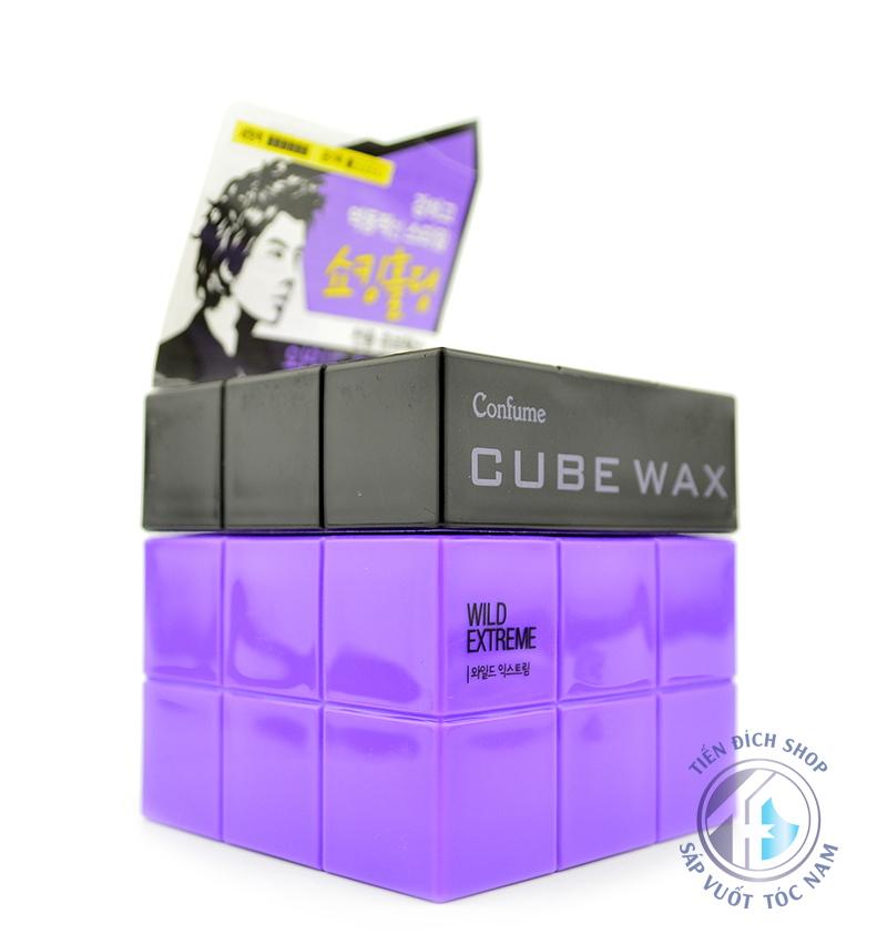 Sáp Cube Wax Wild Extreme