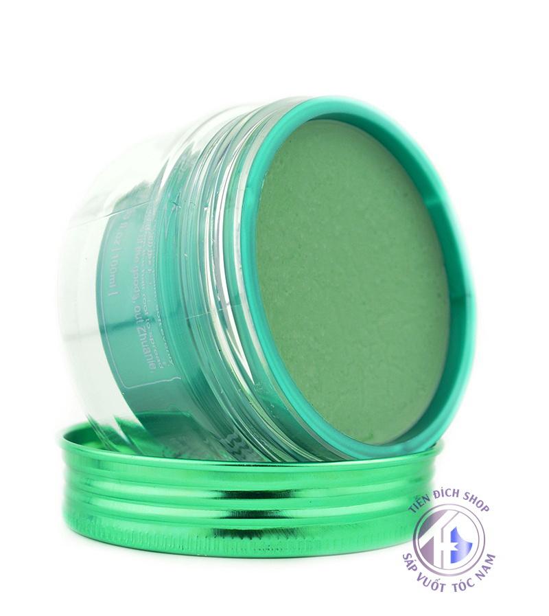 wax kanfa xanh lá