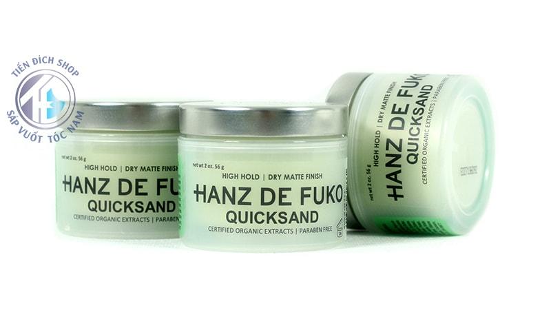 wax Hanz De Fuko Quicksand tại hà nội
