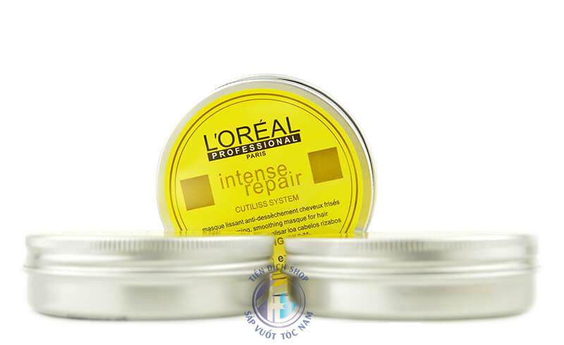 wax vuốt tóc nam Loreal vàng chanh