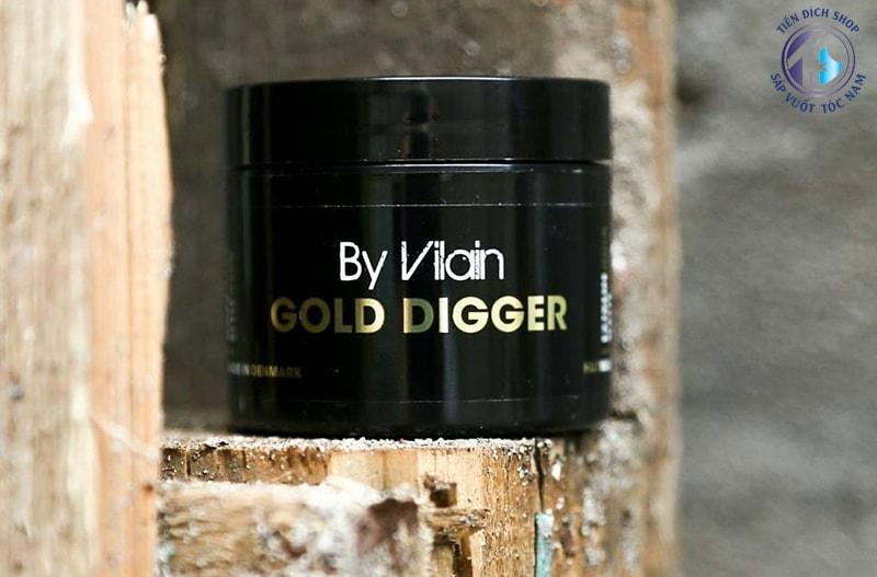 By Vilain Gold Digger sáp vuốt tóc nam tốt