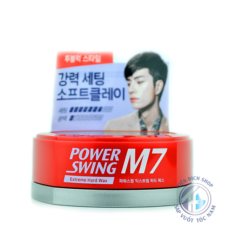 sáp power swing extreme hard m7